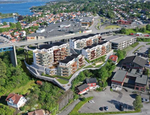Nye leiligheter i Bamble Kommune